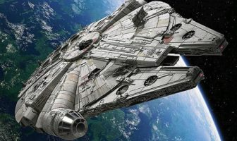 Millenium Falcon - Eeckman Art & Insurance